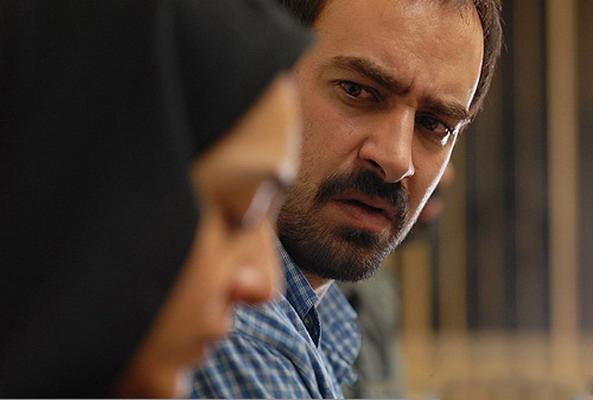 شهاب حسینی در فیلم جدایی نادر از سیمین