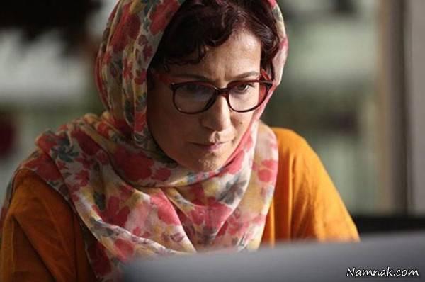 لیلی رشیدی در فیلم سینمایی عرق سرد