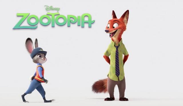 نقد فیلم سینمایی زوتوپیا در سایت منظوم