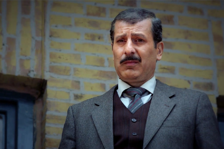 رامین ناصر نصیر در سریال شهرزاد 3