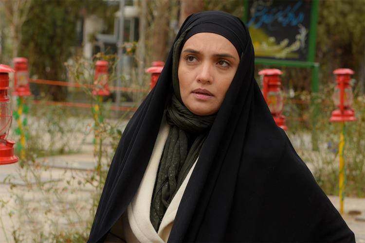 میترا حجار در فیلم سینمایی کاتیوشا