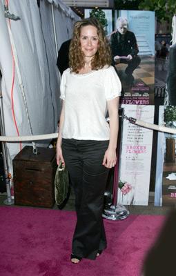 سارا پاولسون در صحنه فیلم سینمایی گل های پژمرده