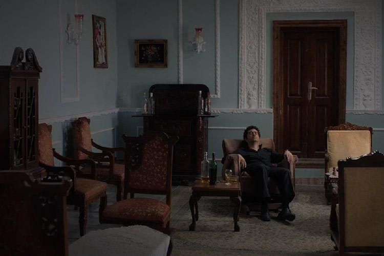 شهاب حسینی در سریال شهرزاد 3