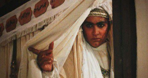 ویشکا آسایش در سریال امام علی (ع)