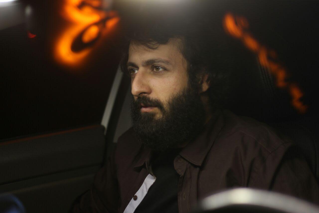 حسام محمودی در فیلم سینمایی اگزما