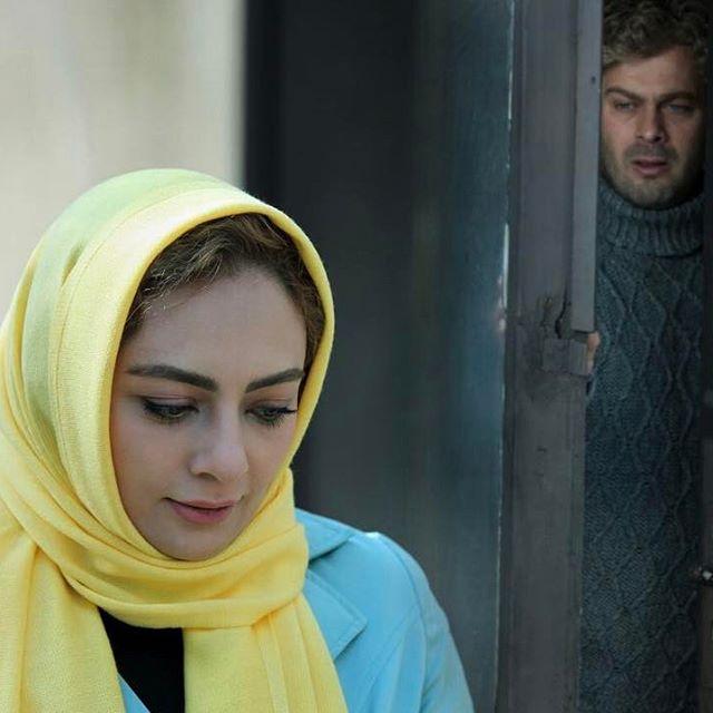 یکتا ناصر و پژمان بازغی در فیلم فصل نرگس