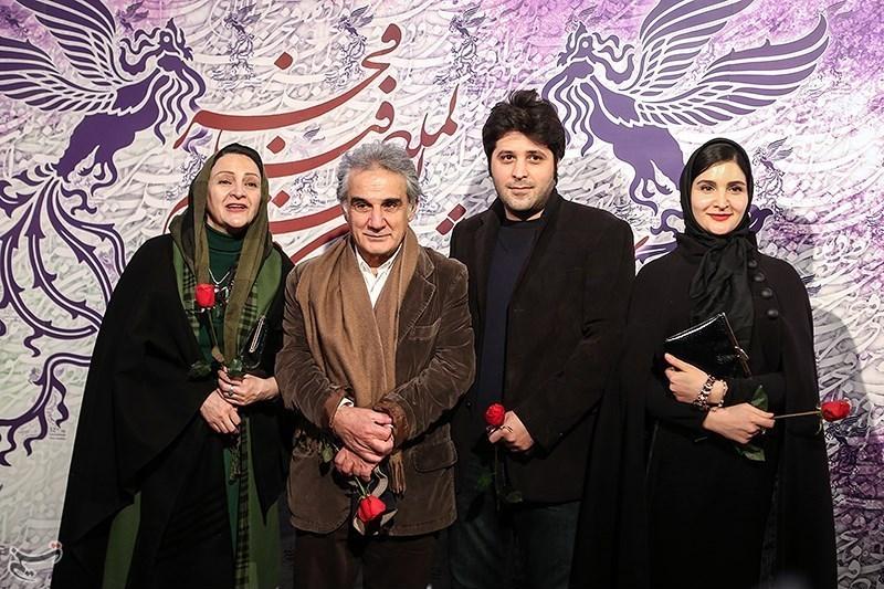 گلاب آدینه، بازیگر و بازیگردان سینما و تلویزیون - عکس جشنواره