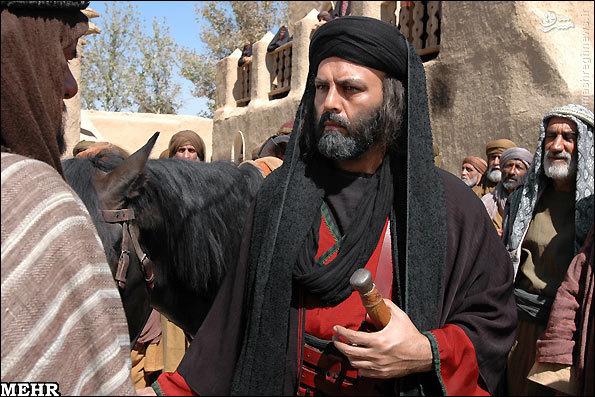 فریبرز عربنیا در سریال مختار نامه