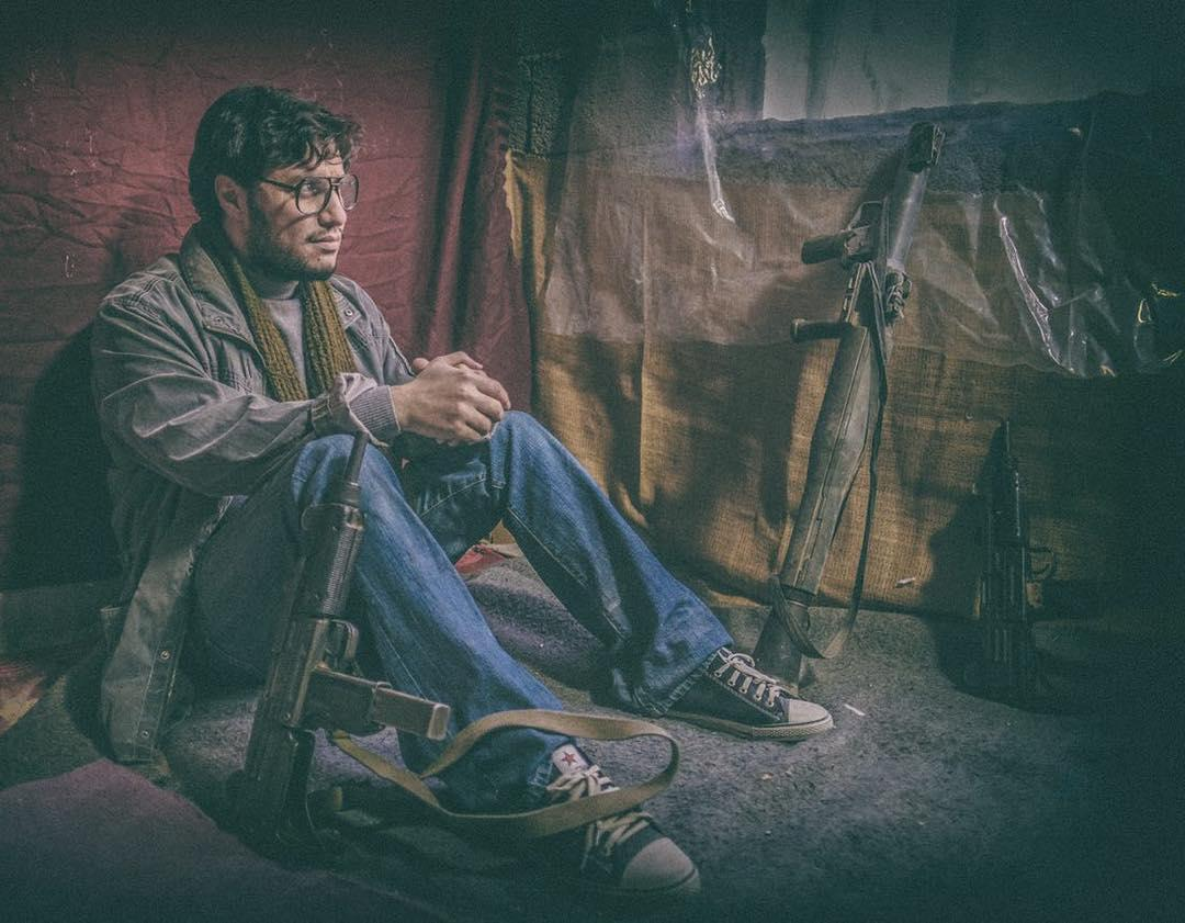جواد عزتی در فیلم ماجرای نیمروز