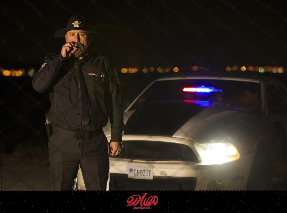 مهران احمدی در فیلم سینمایی مصادره