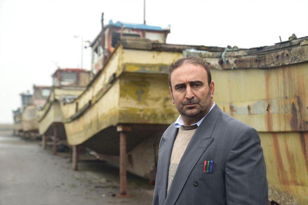 مهران احمدی در فیلم سینمایی من یک دیوانه نیستم