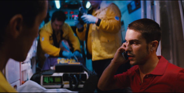 Alejo Sauras در صحنه فیلم سینمایی Broken Embraces