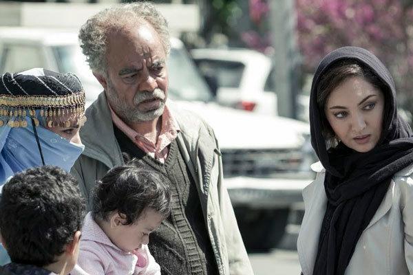 سعید آقاخانی و نیکی کریمی در فیلم سینمایی کامیون