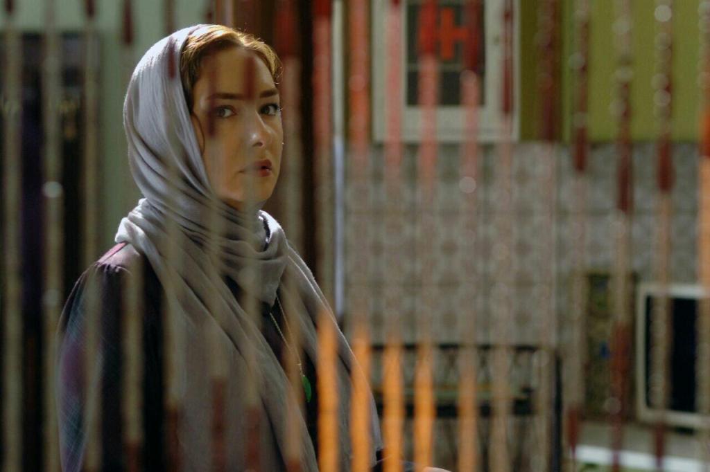 هانیه توسلی در فیلم نقطه کور