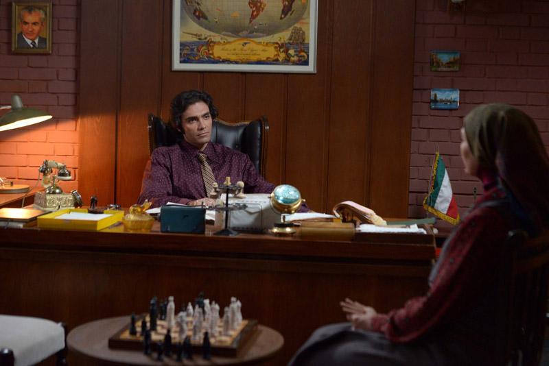 شهاب شادابی در سریال تلوزیونی نفس