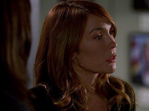 Bonnie Root در صحنه سریال تلویزیونی ذهن های مجرم