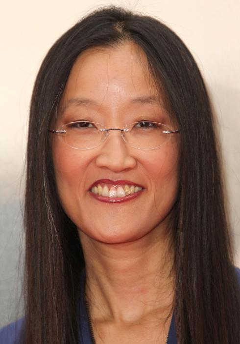 Jennifer Yuh در صحنه فیلم سینمایی پاندای کونگ فوکار ۲
