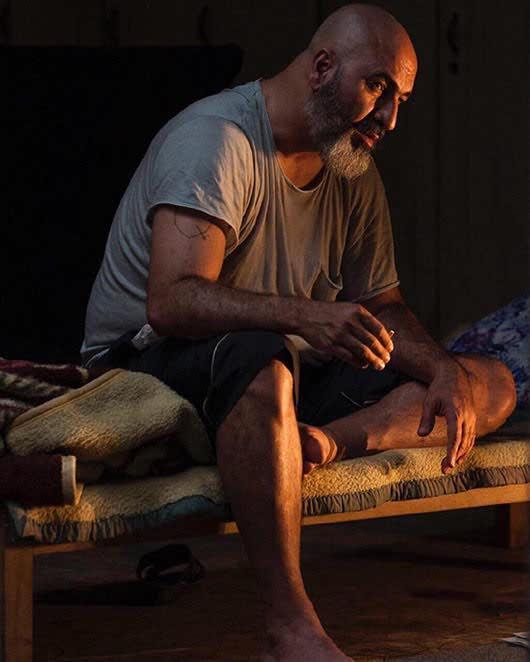 حمید فرخنژاد در فیلم گشت ارشاد 2