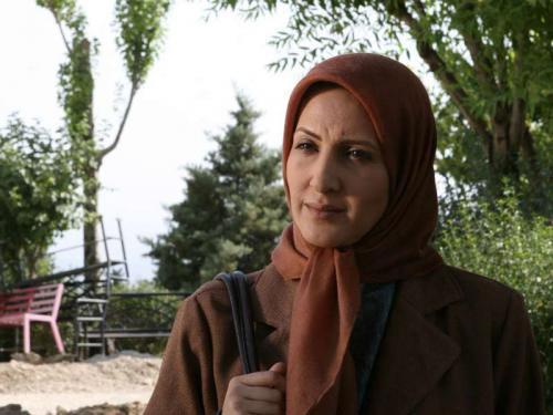 فاطمه گودرزی در سریال تلوزیونی ترانه مادری