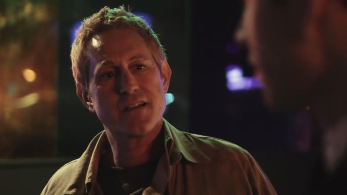 Keith Dougherty در صحنه فیلم سینمایی Aleksandr's Price