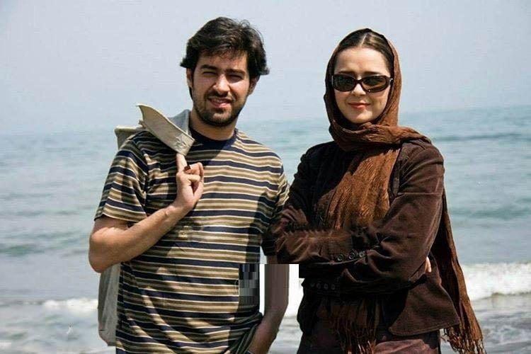 ترانه علیدوستی و شهاب حسینی در فیلم درباره الی