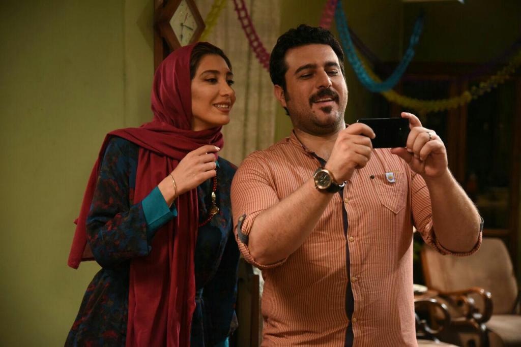 محسن کیایی در فیلم نقطه کور