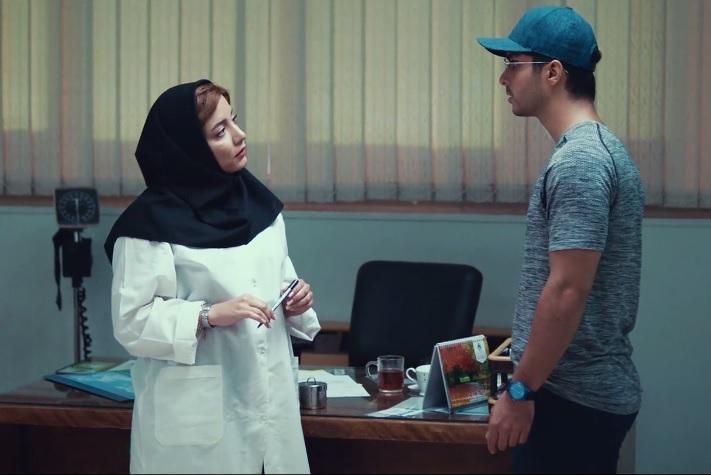 سریال تلویزیونی نهنگ آبی به کارگردانی فریدون جیرانی