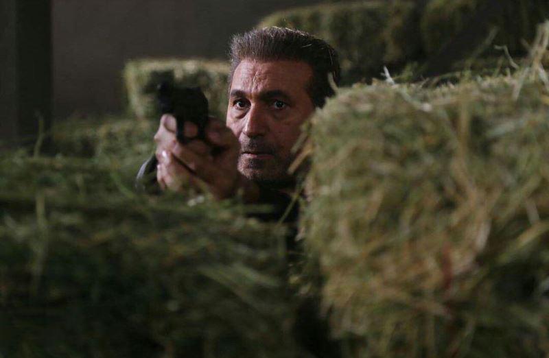 حمید فرخنژاد در فیلم خوب بد جلف