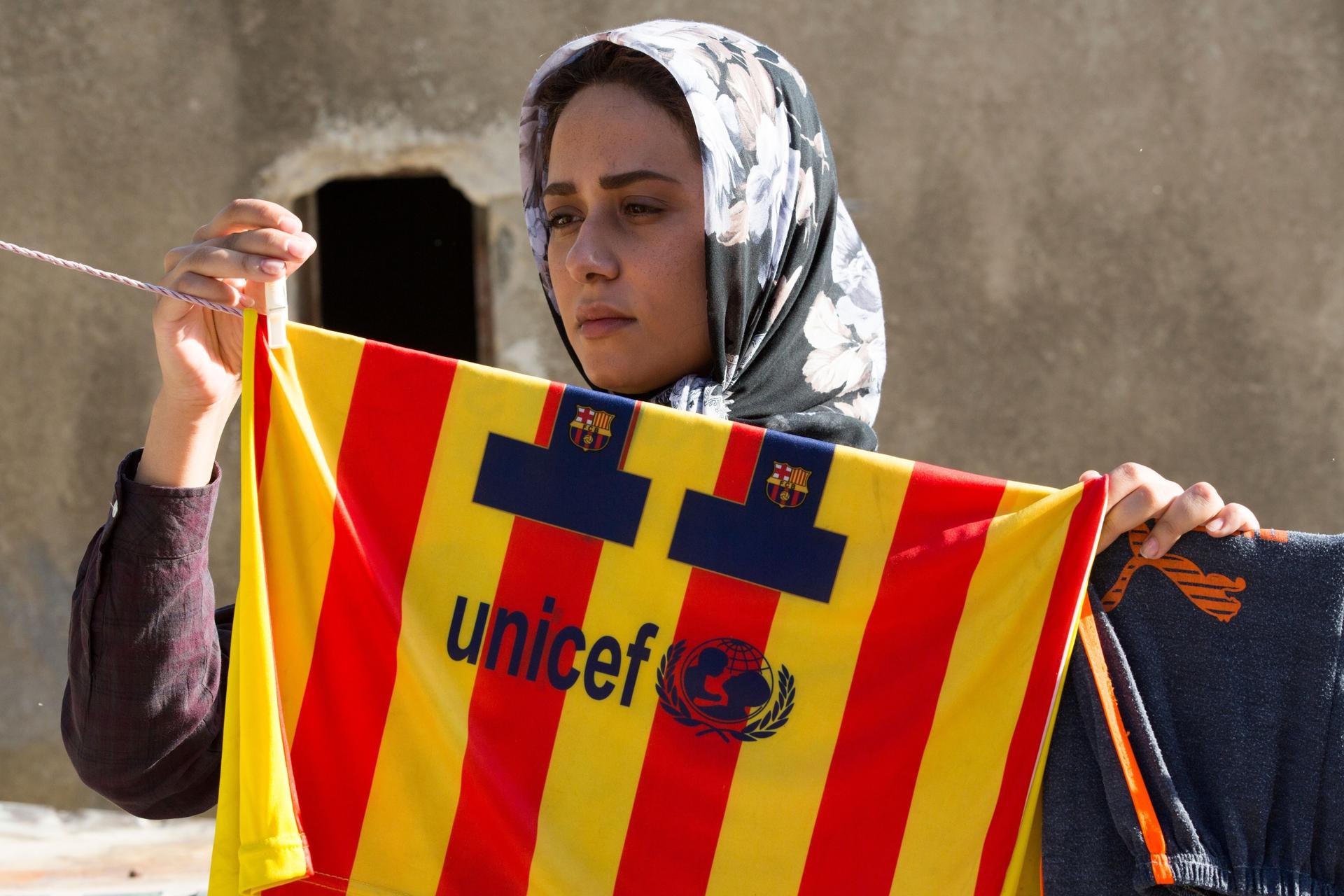 پریناز ایزدیار در فیلم تابستان داغ