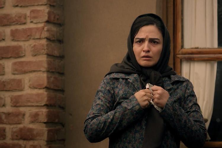 گلاره عباسی در سریال شهرزاد 3