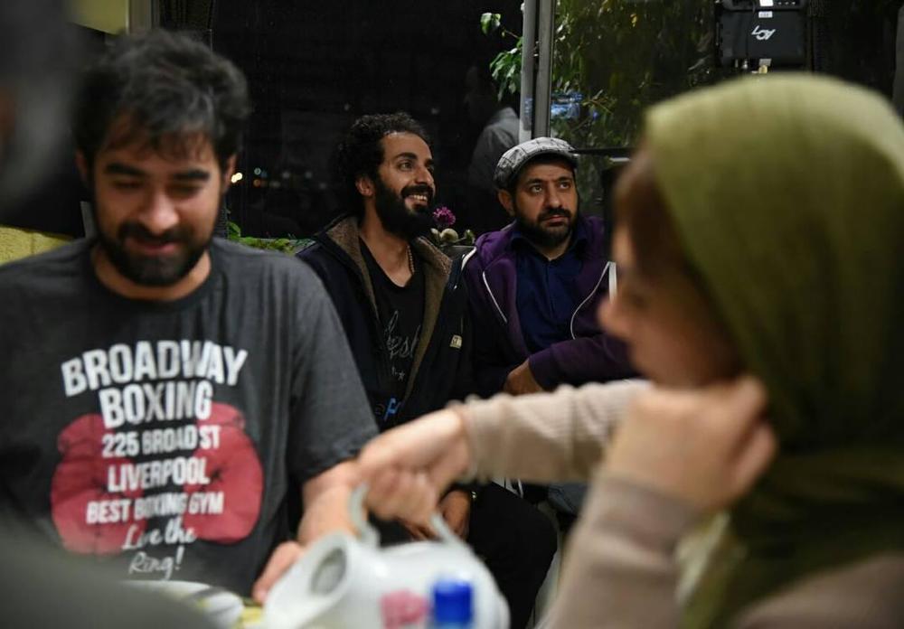 شهاب حسینی در فیلم برادرم خسرو