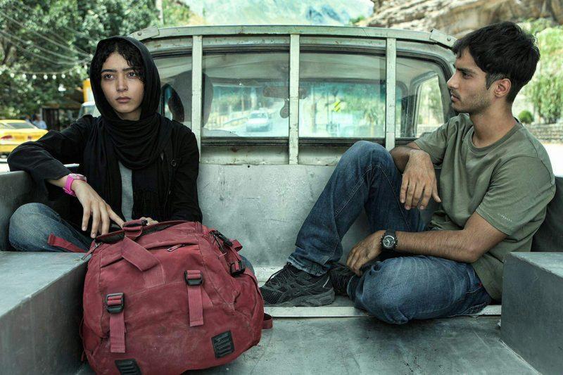 ساغر قنات و ساعد سهیلی در فیلم مالاریا
