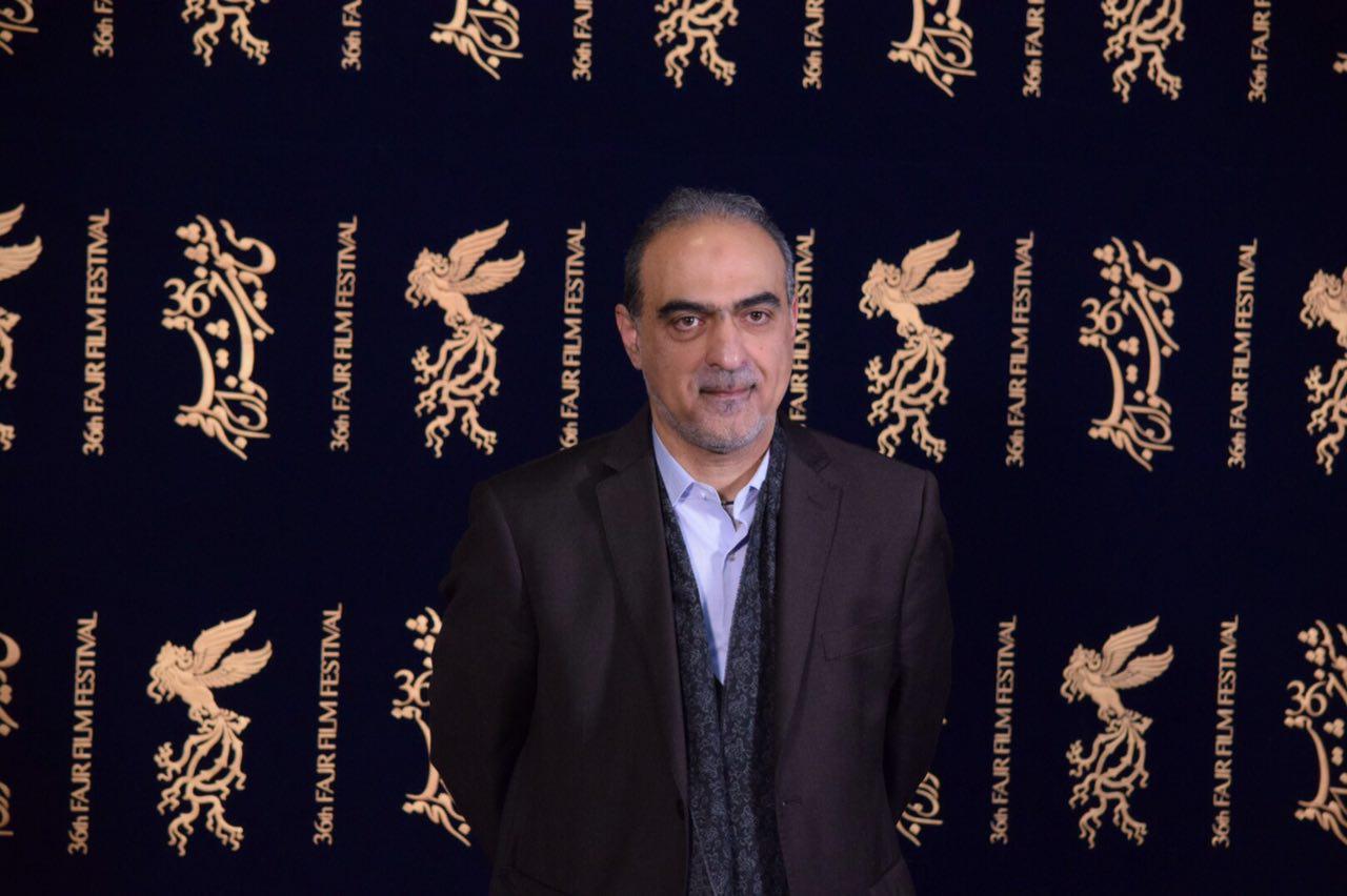 احمدرضا معتمدی در جشنواره فیلم سینمایی سوءتفاهم