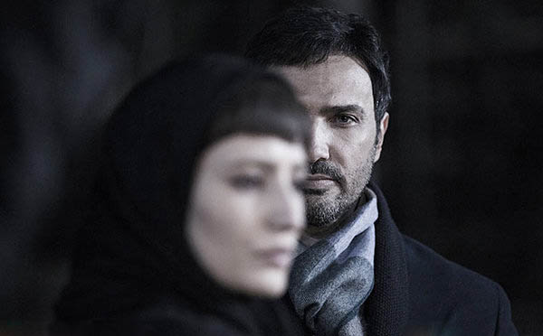 نگار جواهریان و محمدرضا فروتن در فیلم نگار