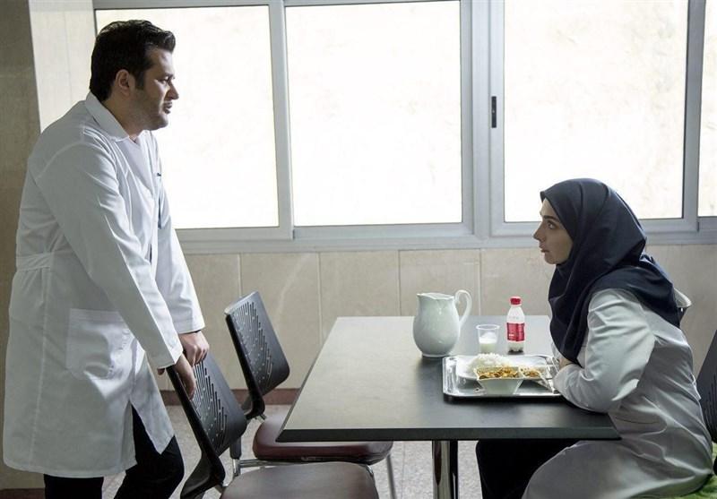 سیاوش خیرابی در سریال پرستاران