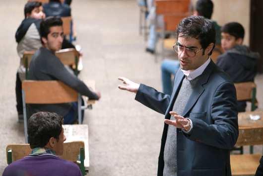شهاب حسینی در فیلم امتحان نهایی