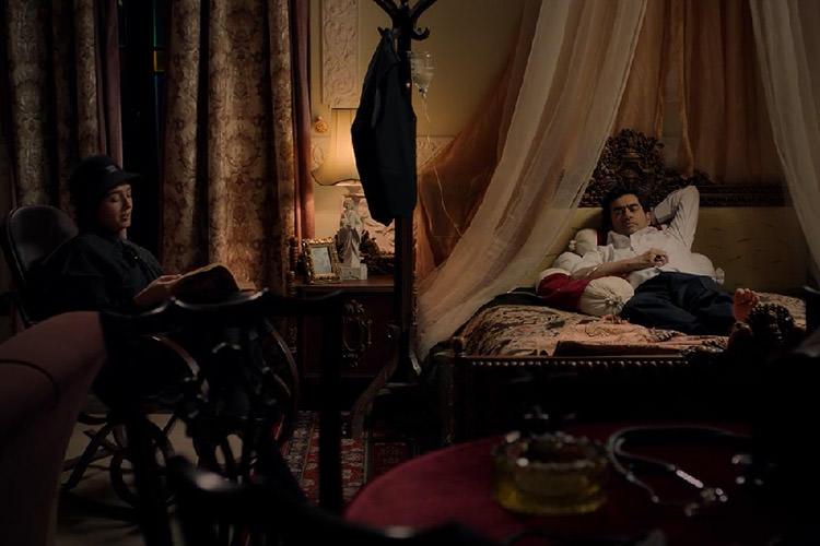 ترانه علیدوستی و شهاب حسینی در سریال شهرزاد 3