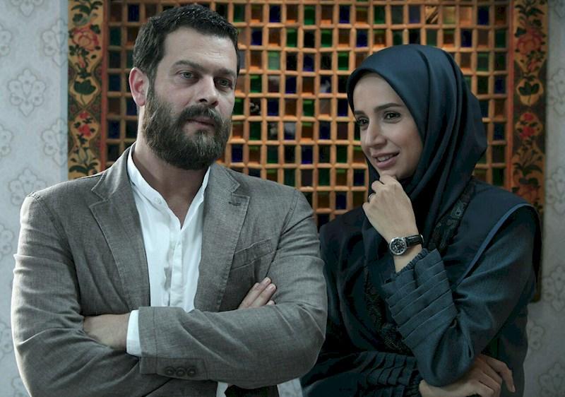 سریال تلویزیونی هشت و نیم دقیقه با حضور پژمان بازغی و شبنم قلیخانی