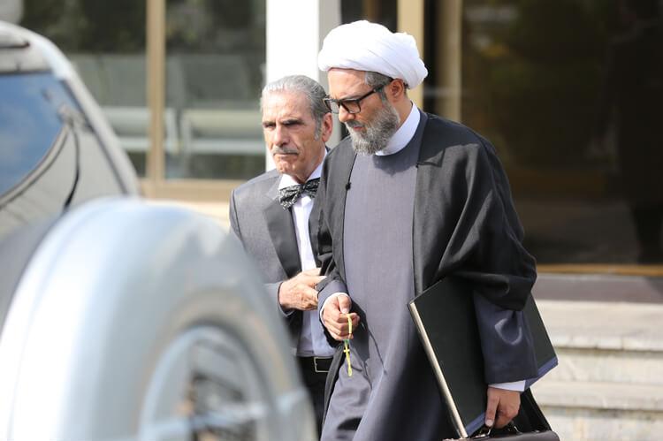 علی قربان زاده در فیلم نهنگ عنبر 2