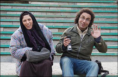 رضا عطاران در فیلم صندلی خالی