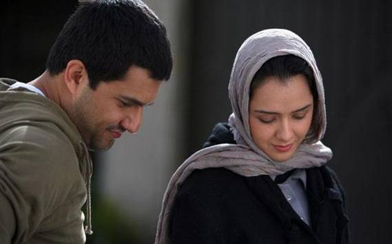 ترانه علیدوستی و حامد بهداد در فیلم زندگی با چشمان بسته