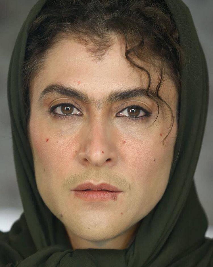 ویشکا آسایش در فیلم نهنگ عنبر 2