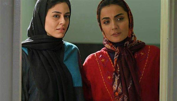 ماهور الوند و السا فیروزآذر در فیلم ملی و راههای نرفتهاش