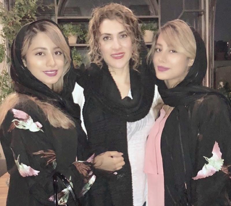 پشت صحنه فیلم سینمایی ما همه با هم هستیم به کارگردانی کمال تبریزی