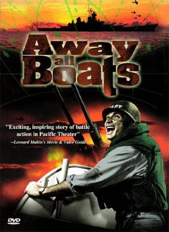 Jeff Chandler در صحنه فیلم سینمایی Away All Boats