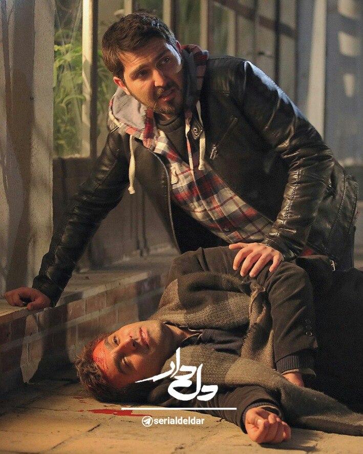 سریال تلویزیونی دل دار با حضور محمدرضا غفاری و نیما رئیسی