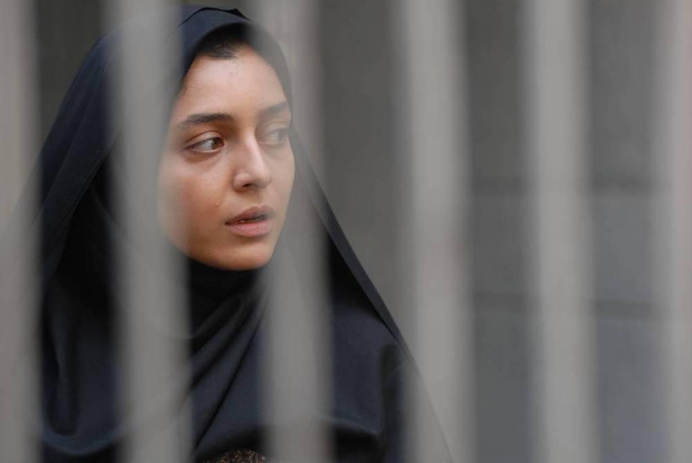 ساره بیات در فیلم جدایی نادر از سیمین