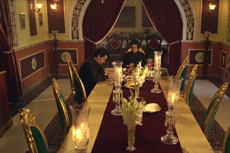رویا نونهالی و شهاب حسینی در سریال شهرزاد 2