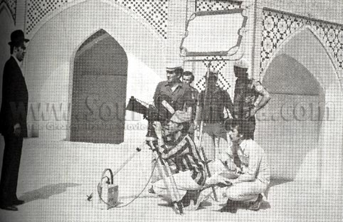 فیلم سینمایی طوقی به کارگردانی علی حاتمی