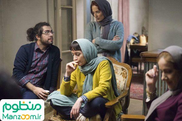 نگار جواهریان و سهیلا گلستانی در فیلم سینمایی گرگ بازی